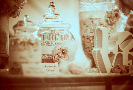 Candy Buffet Jars Singapore