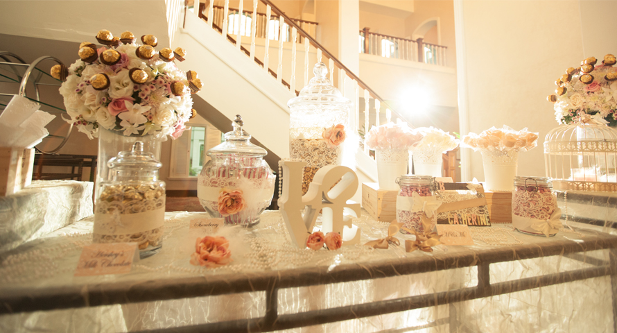 Wedding Candy Buffet Singapore