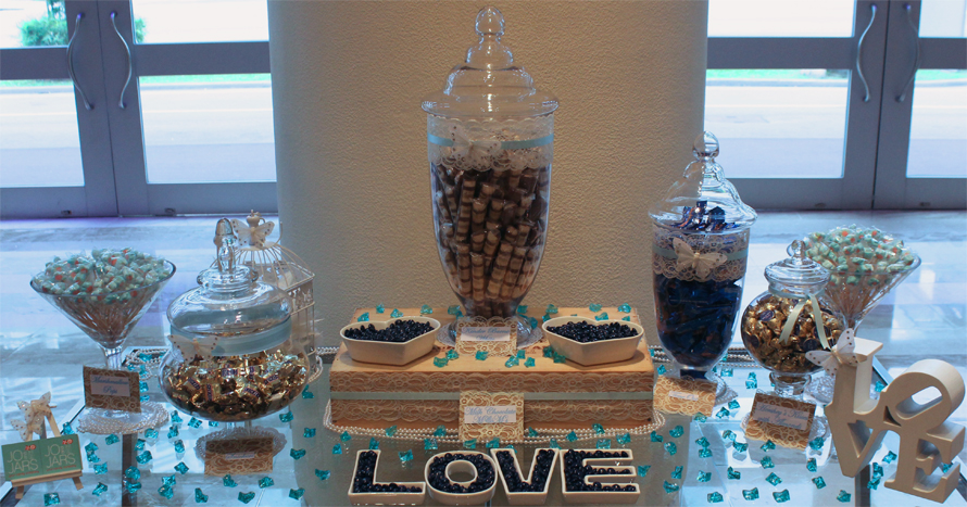 JOandJARS_Wedding_CandyBuffet_PanPacific_BlueJazz