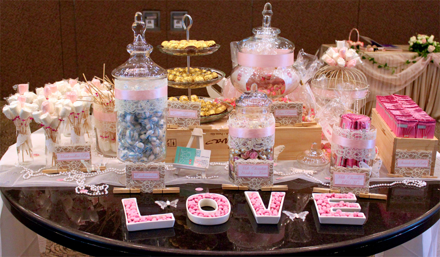 JOandJARS_CandyBuffet_Wedding_Pink_White_Gold