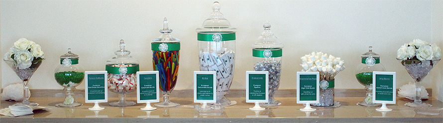 JOandJARS_CandyBuffet_BNPParibas_BNPParibasInvestmentPartners_BNPParibasWealthManagement_CeladonBlue_BNPParibasGreen_OceanFinancialCentre_10CollyerQuay