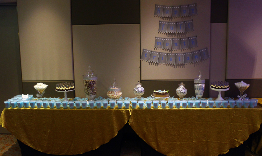 JOandJARS_CandyBuffet_BabyShower_FullMonth_KnightsOfTheRoundTable_NUSS_GuildHouse_SuntecCity_Blue_Silver